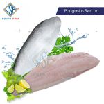 pangasius Skin on